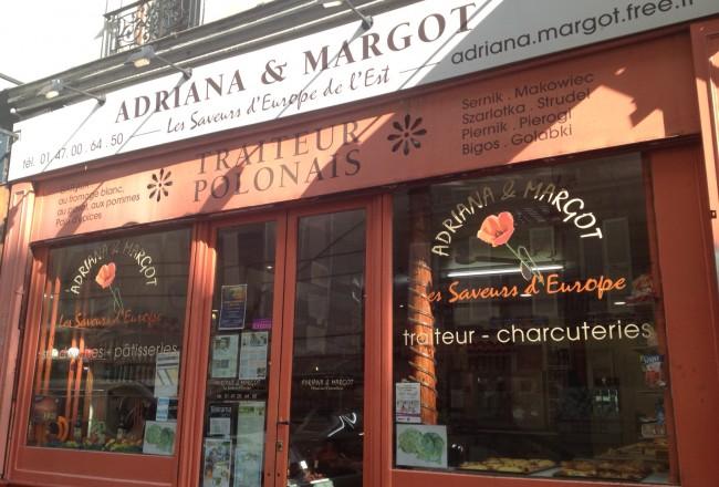 Adriana et Margot - les saveurs de l'est